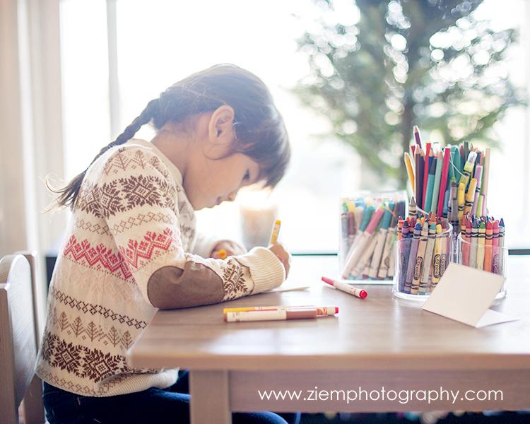 Thanksgiving DIY for kids | Austin photographers | ziem photography
