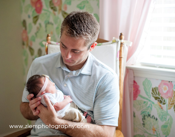 austin newborn family photographer ziem photography