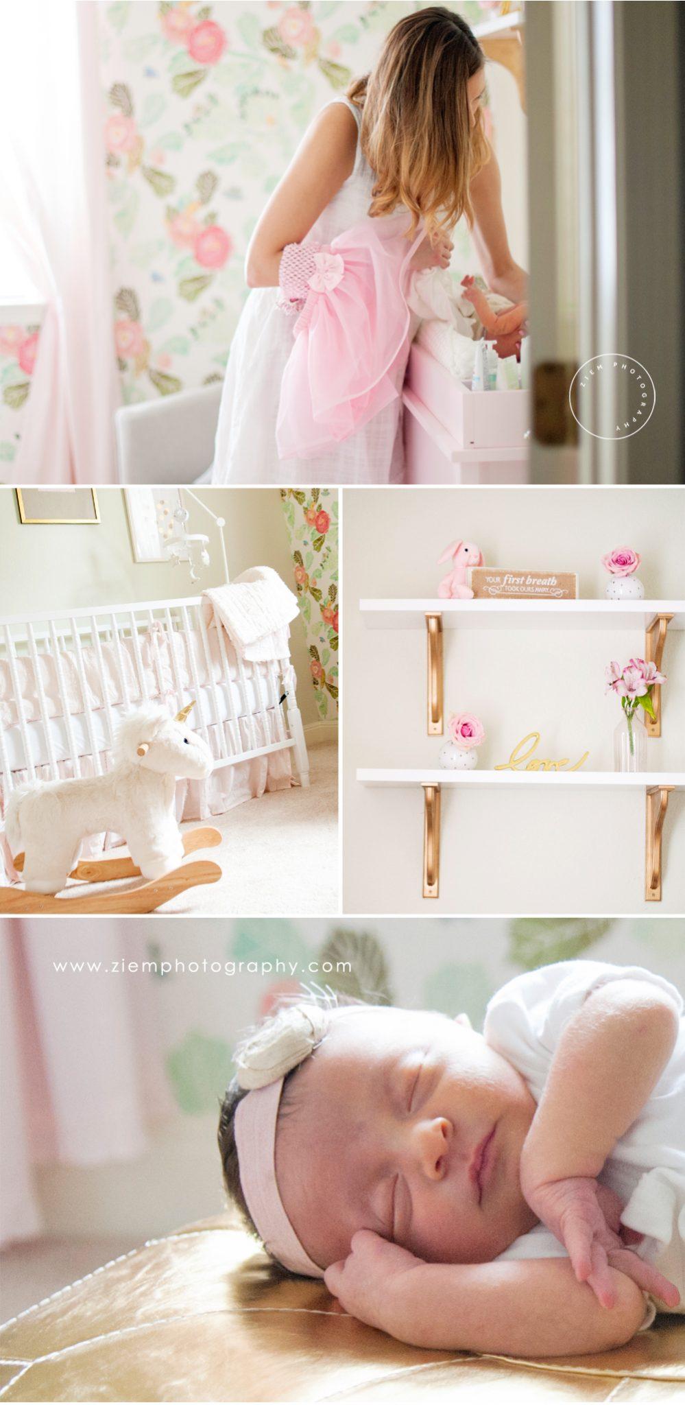 newborn photographer ziem photography kee