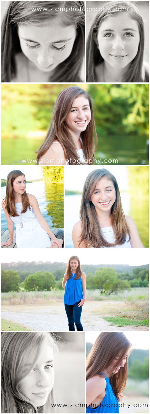 austin senior portrait photographer ziem photography