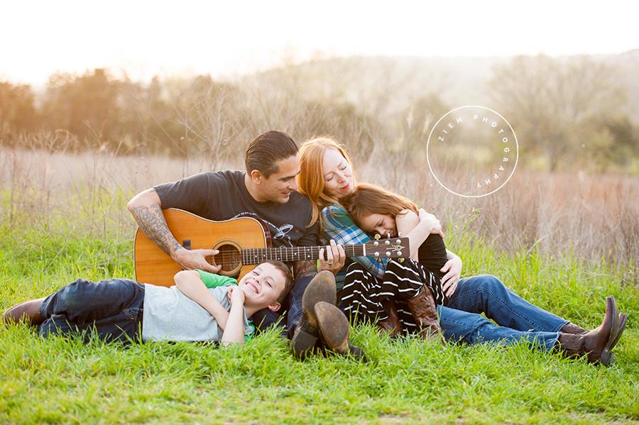 Family Lifestyle Photographer Austin