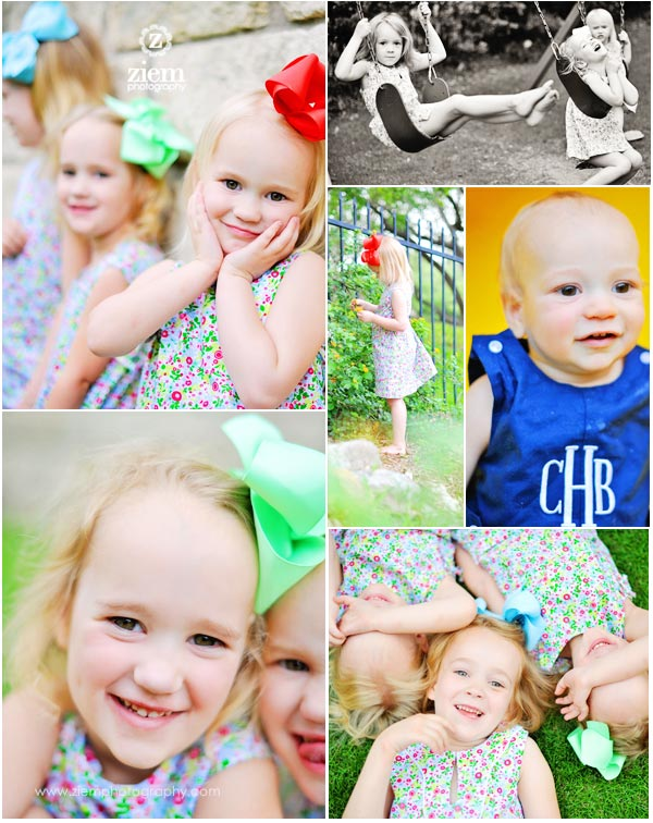 Dell Trust Miracle Photographers Book austin newborn family photographers ziem photography