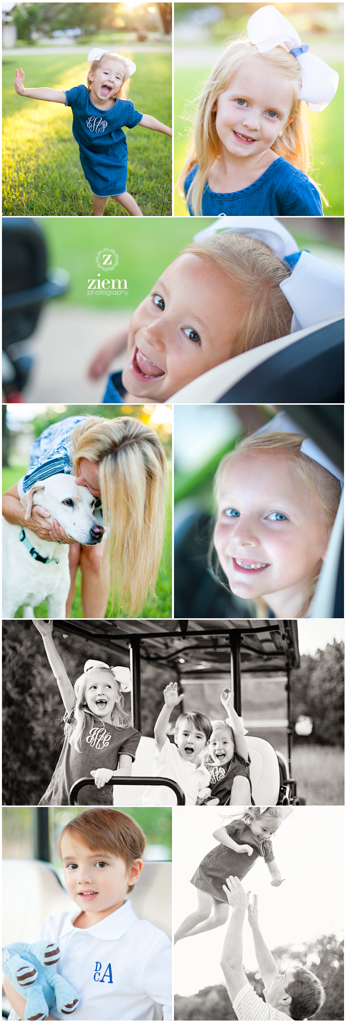 Austin Family Photographers Austin Photography Mini Session ziem photography aghamalian dell trust