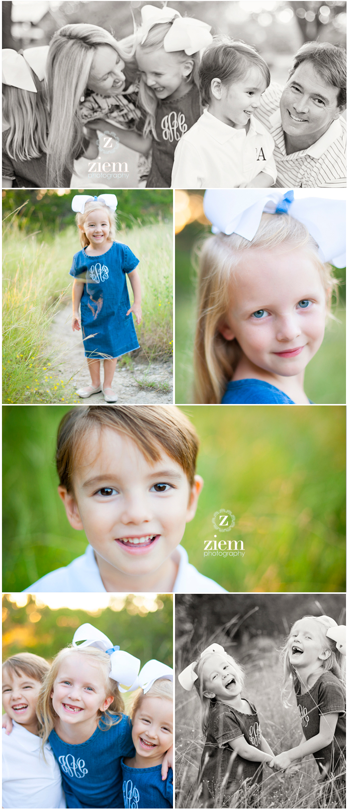 Austin Family Photographers ziem photography aghamalian dell trust