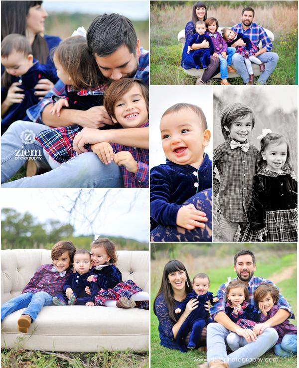 holiday photo wardrobe ideas austin newborn family child baby photographers ziem photography