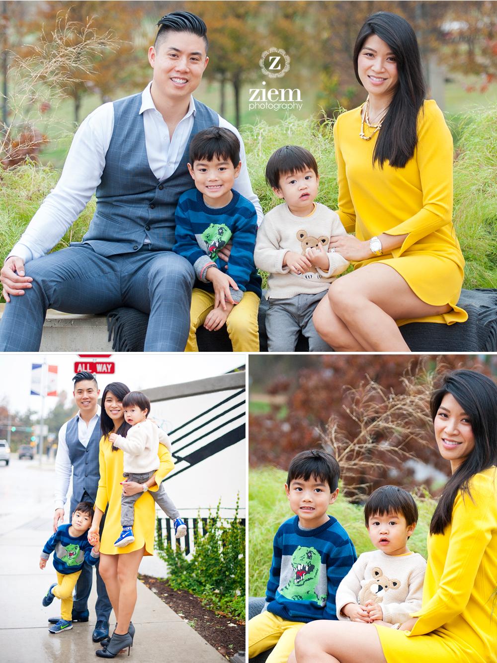 Austin Family Portrait Photographers Cho Ziem Lifestyle Newborn Ziem Photography