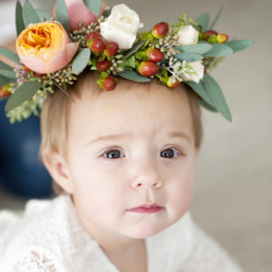 Austin Birthday Photography || Littlest Beahm Turns O-N-E!