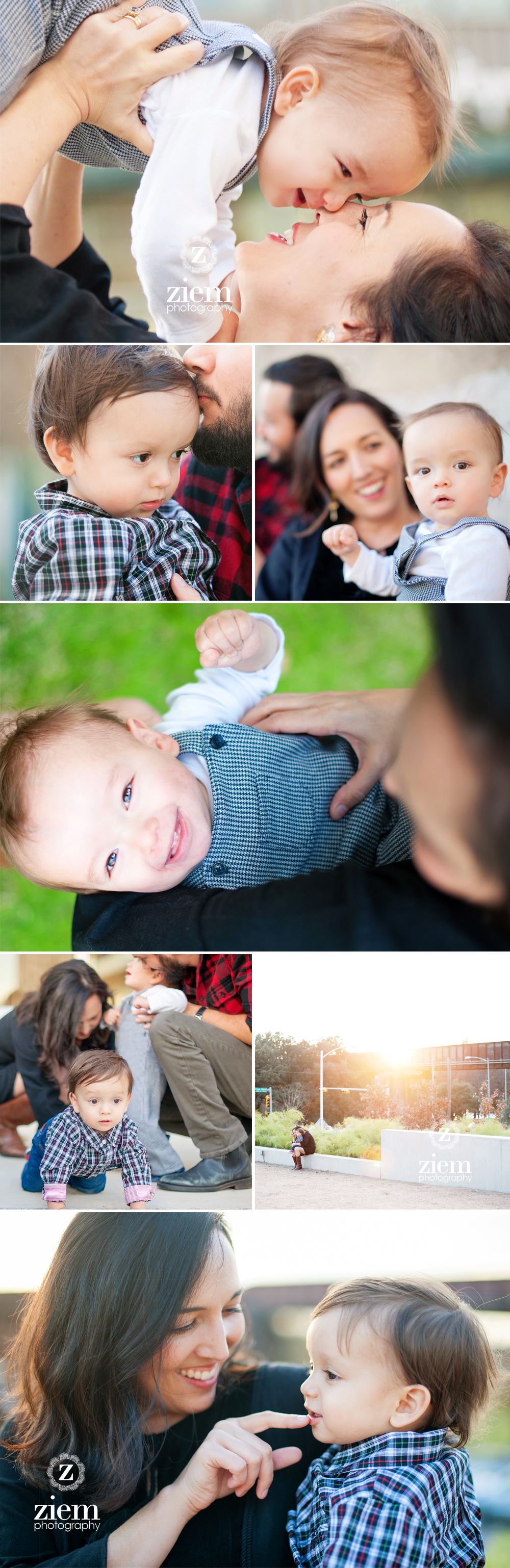 Austin Family Lifestyle Photographer Aseron Mini Sessions Ziem Photography