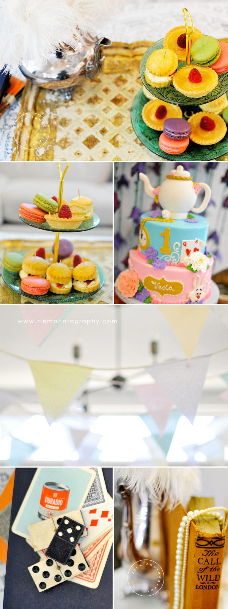 princess tea party austin tx ziem photography
