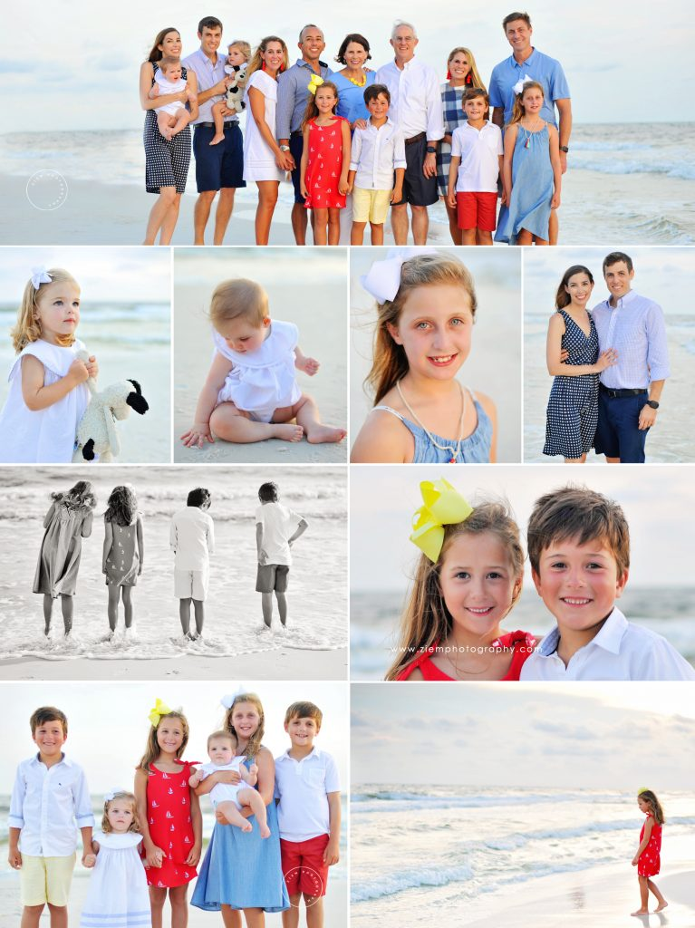 seaside beach photographers tankersley