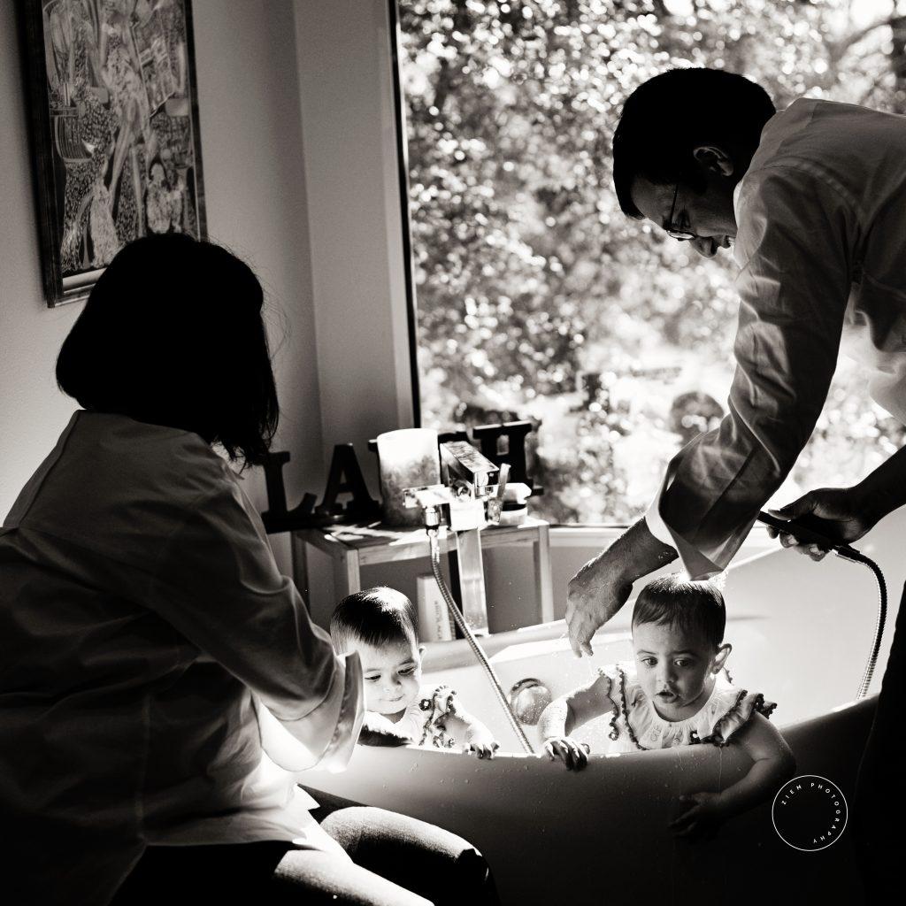 Austin family child photographers cake smash