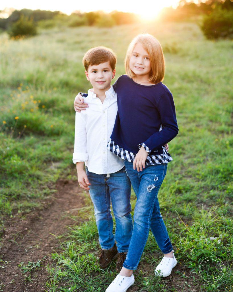 Austin Family Photographers Martin